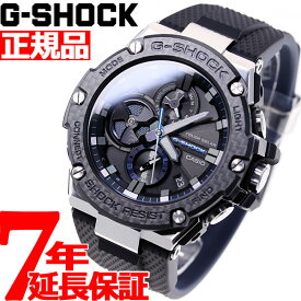 【今だけ!店内ポイント最大48倍!24日1時59分まで】G-SHOCK G-STEEL カシオ Gショック Gスチール CASIO ソーラー 腕時計 メンズ タフソーラー GST-B100XA-1AJF