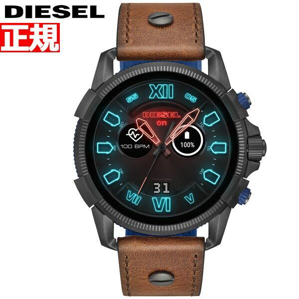 ディーゼル DIESEL ON スマートウォッチ ウェアラブル 腕時計 メンズ フルガード FULL GUARD 2.5 DZT2009【2018 新作】