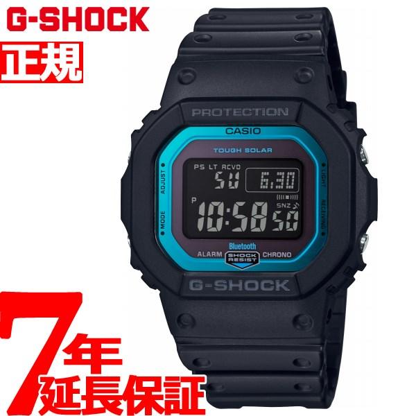 【クーポンで最大2000円OFF!さらに、エントリーでポイント最大4倍!19日23時59分まで】G-SHOCK デジタル 5600 カシオ Gショック CASIO 腕時計 メンズ GW-B5600-2JF【2018 新作】