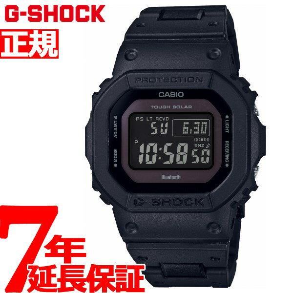 【クーポンで最大2000円OFF!さらに、エントリーでポイント最大4倍!19日23時59分まで】G-SHOCK デジタル 5600 カシオ Gショック CASIO 腕時計 メンズ GW-B5600BC-1BJF【2018 新作】