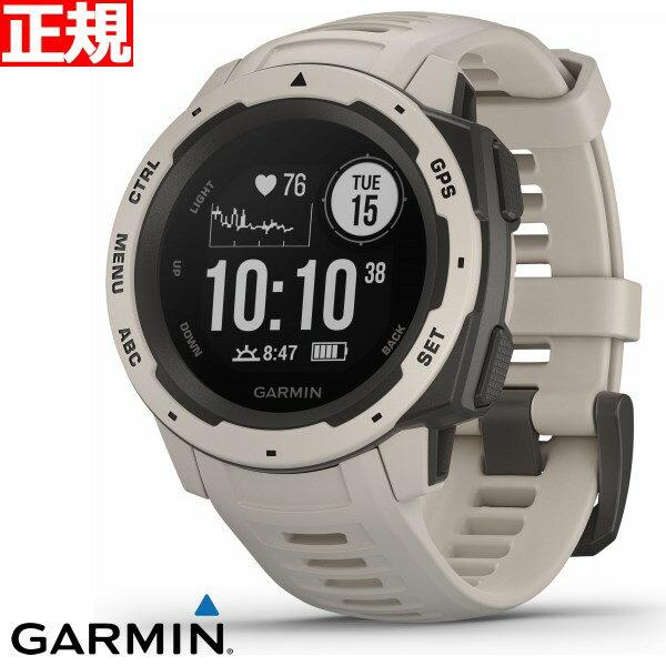 ガーミン GARMIN Instinct Tundra インスティンクト タンドラ GPS アウトドアウォッチ スマートウォッチ ウェアラブル端末 腕時計 メンズ 010-02064-22【2018 新作】