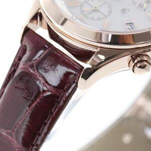 シチズンクロスシーCITIZENxCエコドライブ腕時計レディースステンレススチールラインクロノグラフFB1405-07A【2018新作】