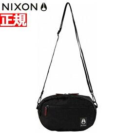 ニクソン NIXON ぺティー スモール スリングバッグ PETTY SMALL SLING BAG BLACK 日本限定モデル NC29461148-00【2018 新作】