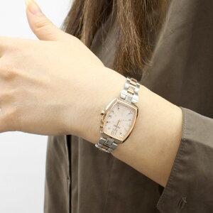 セイコールキアSEIKOLUKIA電波ソーラー腕時計レディース綾瀬はるかイメージキャラクターレディダイヤLadyDiamondSSVW126【2018新作】
