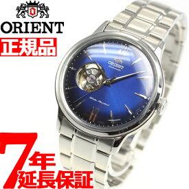 【本日限定!最大1万円OFFクーポン&店内ポイント最大39倍!25日23時59分まで】オリエント 腕時計 メンズ 自動巻き 機械式 ORIENT クラシック CLASSIC セミスケルトン RN-AG0017L