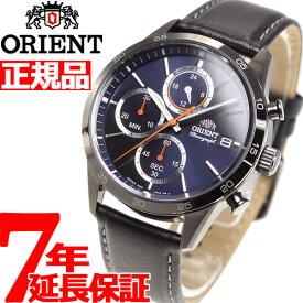 【20日0時〜♪店内ポイント最大51倍!20日23時59分まで】オリエント 腕時計 メンズ ORIENT コンテンポラリー CONTEMPORALY クロノグラフ RN-KU0003L