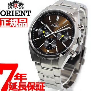 ポイント最大35倍!21日1時59分まで! オリエント ネオセブンティーズ ORIENT Neo70's パンダ PANDA 腕時計 メンズ WV0041UZ