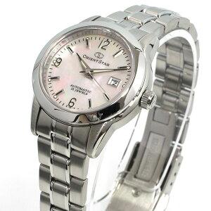 オリエントスタークラシック腕時計パールホワイトWZ0411NRORIENTSTAR