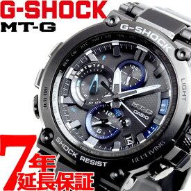 【2日0時〜!店内ポイント最大38.5倍!2日23時59分まで】MT-G G-SHOCK 電波 ソーラー 電波時計 カシオ Gショック CASIO 腕時計 メンズ タフソーラー MTG-B1000BD-1AJF