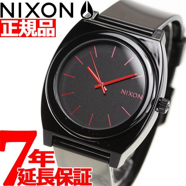 ニクソン NIXON タイムテラー TIME TELLER P ニクソン 腕時計 レディース NA119480-00 ブラック/ブライトピンク