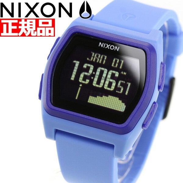 【今だけ!最大2000円OFFクーポン付!26日9時59分まで】ニクソン NIXON ライバル RIVAL 腕時計 メンズ レディース パウダーブルー NA12362974-00【2018 新作】