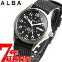 セイコー アルバ ミリタリー 腕時計 APBT211 SEIKO