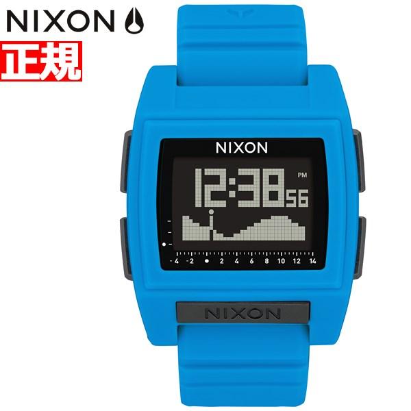 【最大2000円OFFクーポン付!さらに店内ポイント最大43倍!本日20時スタート】ニクソン NIXON ベースタイド プロ BASE TIDE PRO 腕時計 メンズ レディース ブルー NA1212300-00【2019 新作】