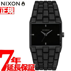 【最大1万円OFFクーポン!24日23時59分まで】ニクソン NIXON チケット2 TICKET II 腕時計 メンズ レディース オールブラック NA1262001-00