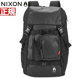 ニクソン NIXON リュック バックパック ランドロック LANDLOCK 20L BACKPACK ブラック/ブラック NC2951004-00【2019 新作】