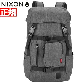 ニクソン NIXON リュック バックパック ランドロック LANDLOCK 20L BACKPACK チャコールヘザー NC2951168-00【2019 新作】