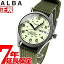 セイコー 腕時計 セイコー ミリタリー APBT209 SEIKO アルバ