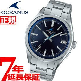 カシオ オシアナス 電波 ソーラー 腕時計 メンズ タフソーラー CASIO OCEANUS CLASSIC LINE OCW-T200S-1AJF