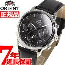 オリエント ORIENT 腕時計 メンズ コンテンポラリー CONTEMPORARY クロノグラフ RN-KV0303B【2019 新作】