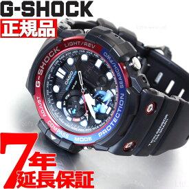 【20日0時〜♪店内ポイント最大51倍!20日23時59分まで】G-SHOCK ブラック カシオ Gショック ガルフマスター CASIO GULFMASTER 腕時計 メンズ アナデジ GN-1000-1AJF