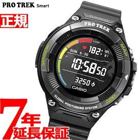 【本日限定!店内ポイント最大51倍!20日23時59分まで】カシオ プロトレック CASIO PRO TREK スマートアウトドアウォッチ Smart Outdoor Watch ブラック 腕時計 メンズ WSD-F21HR-BK【2019 新作】