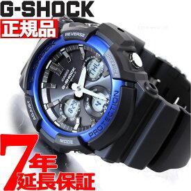 【本日限定!店内ポイント最大51倍!20日23時59分まで】G-SHOCK 電波 ソーラー 腕時計 メンズ タフソーラー GAW-100B-1A2JF