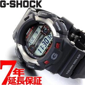 【20日0時〜♪店内ポイント最大51倍!20日23時59分まで】G-SHOCK 電波 ソーラー 腕時計 メンズ カシオ Gショック マスターオブG ガルフマン G-SHOCK GULFMAN GW-9110-1JF