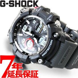 G-SHOCK 電波 ソーラー 電波時計 カシオ Gショック マッドマスター MUDMASTER 腕時計 メンズ MASTER OF G GWG-100-1A8JF【2018 新作】