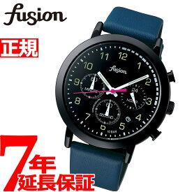 【本日限定!最大2000円OFFクーポン&店内ポイント最大54.5倍!】セイコー アルバ フュージョン SEIKO ALBA fusion 腕時計 メンズ レディース クロノグラフ AFST401