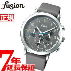 【本日限定!最大2000円OFFクーポン&店内ポイント最大54.5倍!】セイコー アルバ フュージョン SEIKO ALBA fusion 腕時計 メンズ レディース クロノグラフ AFST402