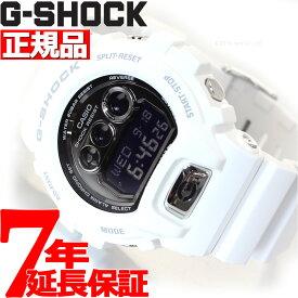 G-SHOCK ホワイト 白 6900 腕時計 メンズ デジタル GD-X6900FB-7JF