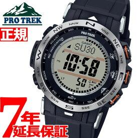 【店内ポイント最大35倍】カシオ プロトレック CASIO PRO TREK 電波 ソーラー 腕時計 メンズ Climber Line PRW-30-1AJF【2020 新作】