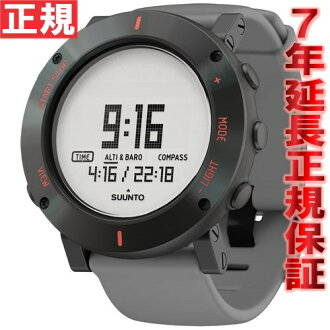 Suunto core SUUNTO Core gray crash GRAY CRUSH watch digital SS020691000