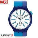 【店内ポイント最大34倍!】swatch スウォッチ 腕時計 メンズ レディース TOKYO 2020 オリジナルズ ビックボールド BB…
