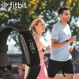 【本日限定!店内ポイント最大39倍!】フィットビット fitbit インスパイア2 Inspire2 フィットネス スマートウォッチ ウェアラブル端末 腕時計 ブラック FB418BKBK-FRCJK【2020 新作】