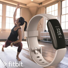 【本日限定!店内ポイント最大39倍!】フィットビット fitbit インスパイア2 Inspire2 フィットネス スマートウォッチ ウェアラブル端末 腕時計 ルナホワイト FB418BKWT-FRCJK【2020 新作】