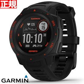 ガーミン GARMIN インスティンクト eスポーツ エディション Instinct Esports Edition GPS スマートウォッチ ウェアラブル 腕時計 メンズ レディース 010-02064-76【2021 新作】