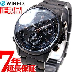 セイコー ワイアード SEIKO WIRED 腕時計 メンズ ザ・ブルー THE BLUE クロノグラフ AGAW440