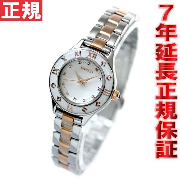 セイコー ワイアード エフ SEIKO WIRED f 腕時計 レディース TOKYO GIRL MIX トーキョーガールミックス AGEK420【あす楽対応】【即納可】