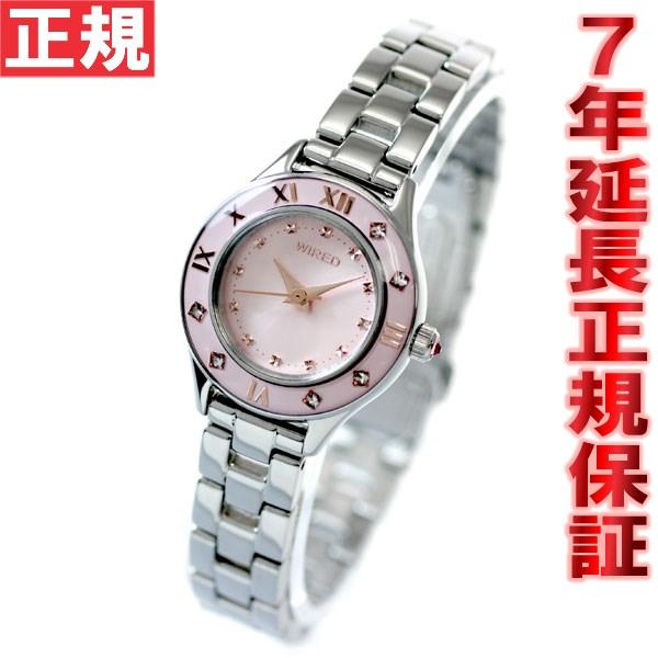 セイコー ワイアード エフ SEIKO WIRED f 腕時計 レディース TOKYO GIRL MIX トーキョーガールミックス AGEK421【あす楽対応】【即納可】