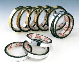 【積水化学工業】 セキスイ シャインテープ No.25 (18mm×30m) 金・銀 120巻入り