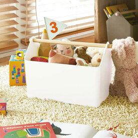 収納ボックス ファボリ 【収納 小物入れ 収納ボックス 収納ケース おもちゃ入れ トイボックス 山崎実業】