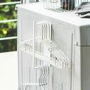 tower マグネット洗濯ハンガー収納ラック タワーS 【洗濯 洗濯機 ハンガー 整理整頓 収納 磁石 タワーシリーズ 山崎実…