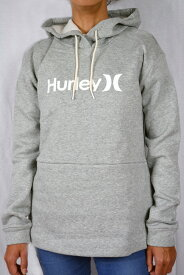 HURLEY WOMEN'S (ハーレー) ONE & ONLY FLEECE PULLOVER HOODED パーカー レディース サーフィン SURFING