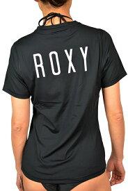 【2020春夏モデル】 ROXY (ロキシー) S/S SURF TEE ENJOY WAVES サーフ TEE 半袖 ラッシュガード レディース サーフィン SURFING