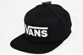 VANS (バンズ) DROP V II SNAPBACK スナップバック キャップ 帽子 SKATE スケート SURFING サーフィン
