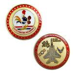 自衛隊グッズ米軍チャレンジコイン67THSQ