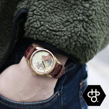 スウェーデン発の時計ブランド「CHPO」
