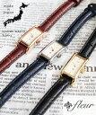 【レディース 腕時計】レザーベルト 腕時計 fleur フルール 日本製 国産 本革 クリスマスプレゼント ギフト 女性 母の日