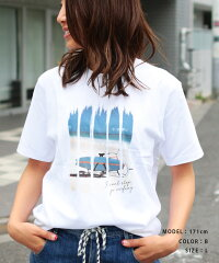 13柄から選べるユニセックスサイズのフォトプリントTシャツ